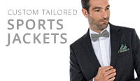tailor made mens sports jackets