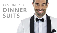 tailor made mens dinner suits