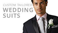 tailor made mens wedding suits
