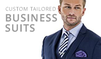 tailor made mens business suits