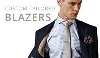tailor made mens blazers