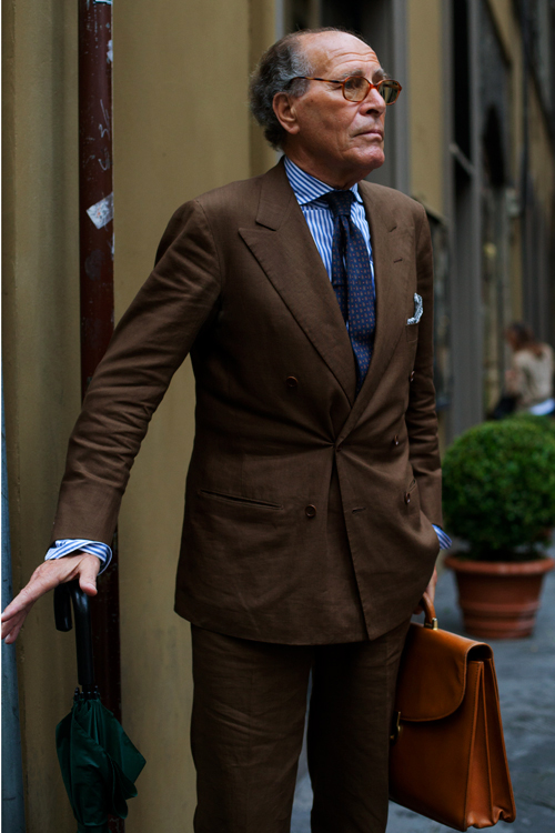 What Does Your Suit Say About Your Personality Type?
