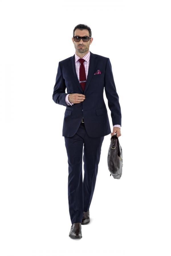 Mens 2 Piece Suits Styles | 2 Piece Suits Gallery | Montagio