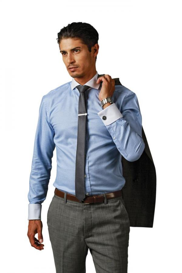 mens business shirts montagio