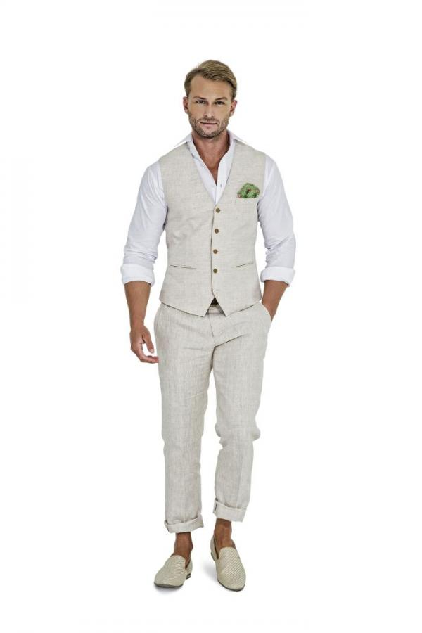 Mens Casualwear for a Wedding - Montagio