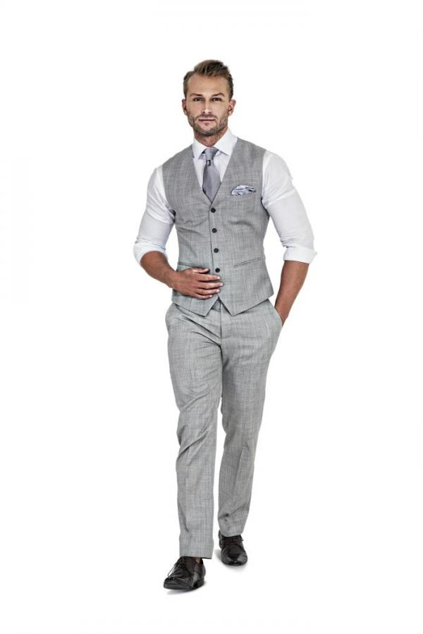 Mens Casualwear For A Wedding