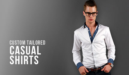 Casual Shirts - Mens Suits Sydney