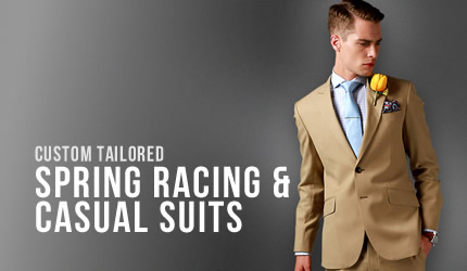 Casual Suits for the Races